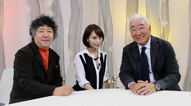 BS日テレ「TOKYO DESIGNERS WEEK.tv」 にアルフレックス会長、保科正出演